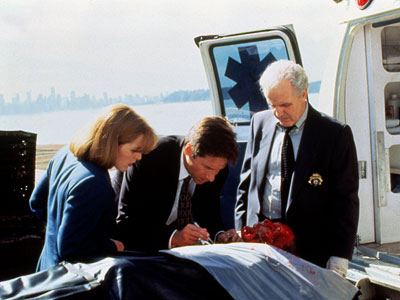 The X-Files | (1993-2002, Fox) Premise: Mulder. Scully. Aliens. Conspiracy theories. Monsters of the Week. The truth being out there. Etc. Why It's Cult: Few shows in the…