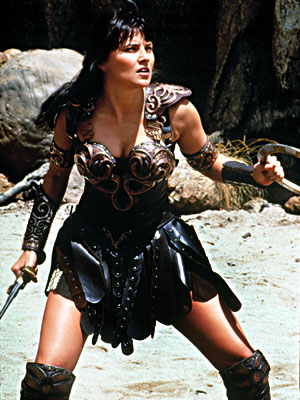 Lucy Lawless, Xena: Warrior Princess | NO. 14: LUCY LAWLESS as Xena on Xena: Warrior Princess (1995-2001) WHO IS SHE Once a villainous warlord, Xena changed her evil ways after a…