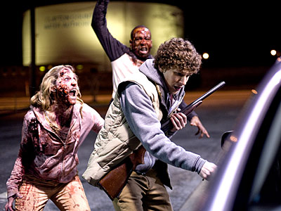Zombieland | Woody Harrelson and Jesse Eisenberg search for safety — and Twinkies! — in this big budget zombie comedy.