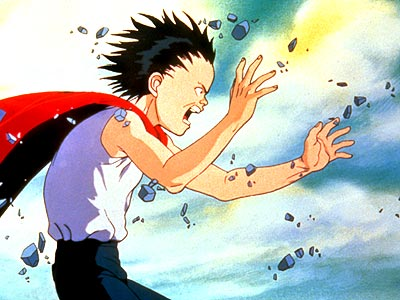 Akira (Movie - 1988) | When most people think of anime, they are probably thinking of something akin to Akira : neon dystopias, biker gangs, old children, giant teddy bears…
