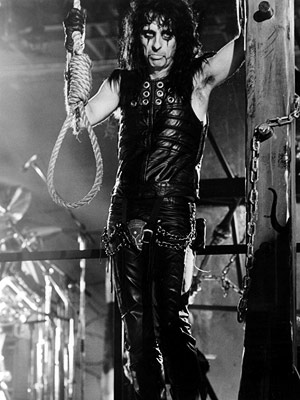 Alice Cooper, The Decline of Western Civilization II: The Metal Years | Most of the headbangers in Penelope Spheeris' doc never made it, but Metal Years showcases their big-bucks dreams in a way that's far more memorable…