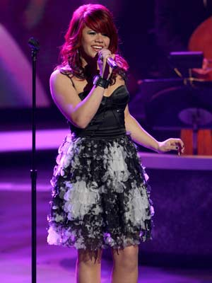 Allison Iraheta | '' FRIDAY I'LL BE OVER U ,'' Allison Iraheta The booted-too-soon season 8 American Idol contestant is already earning comparisons to Kelly Clarkson for her…