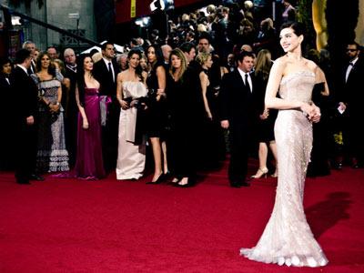 Anne Hathaway, Oscars 2009
