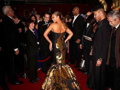 Beyonce Knowles, Oscars 2009
