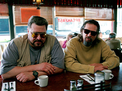 Jeff Bridges, John Goodman, ... | To a casual viewer, it might come across as a tangle of slapstick metaphysics and ad hoc wackiness. Fair enough. But for the Coen Bros.…