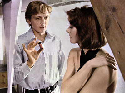 Blowup | I saw Antonioni's Blow-Up when it first came out, in a theater in Potsdam, N.Y., the small town where I was teaching at the time.…