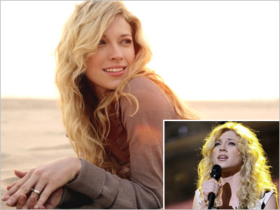 American Idol, Brooke White | Season 7, fifth place Brooke White: Card-carrying ''Dawg Pound'' member? You'd best believe it, seeing how it was Idol judge Randy Jackson who introduced White…