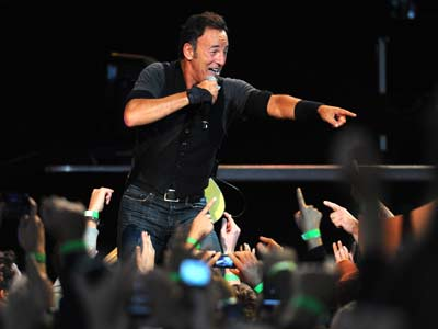 Bruce Springsteen & the E Street Band | ''WRECKING BALL,'' Bruce Springsteen The Boss plays to the last crowds that the soon-to-be-demolished Giants Stadium will ever see, with this new, kick-ass anthem that…