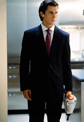 Christian Bale, American Psycho | Played by Christian Bale American Psycho (2000) Bale was lethally hot as Patrick Bateman, a self-obsessed murderer who preyed on women in Mary Harron's adaptation…