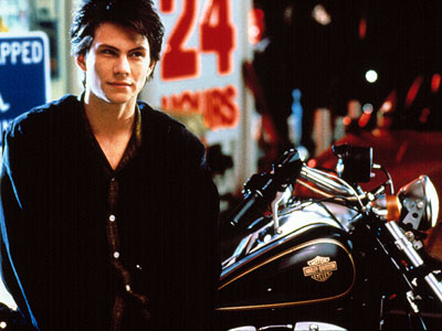 Christian Slater, Heathers | Played by Christian Slater Heathers (1989) A wise-cracking sociopath in the body of a handsome teenager, J.D. wreaks havoc on his high school by staging…