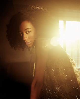 Corinne Bailey Rae | CORINNE BAILEY RAE On playing live: ''I definitely feel like music is transformative. You're able to transcend what's going on in these three dimensions. I…