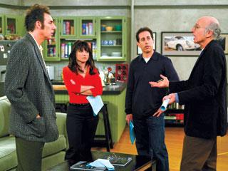 Larry David, Jerry Seinfeld, ...