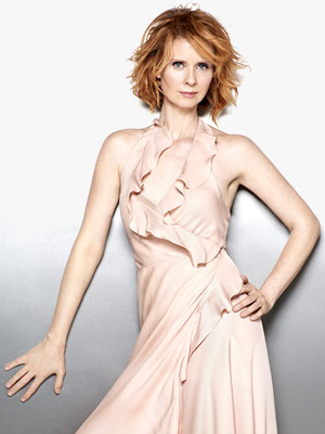 Sex and the City 2, Cynthia Nixon | CYNTHIA NIXON on how the sequel is different from the first SATC film ''It really is a very, very different movie. The other movie, it…