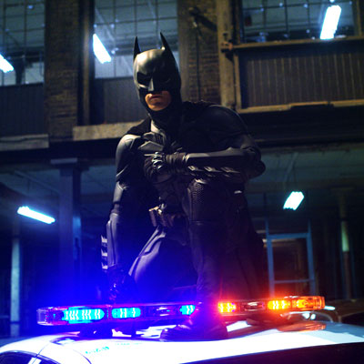 The Dark Knight, Christian Bale | WHY HIM: The brooding Batman is the paradigm for gadgety, nonpowered superheroes. And Christian Bale's Dark Knight acts as the ultimate war-on-terror hero — and…