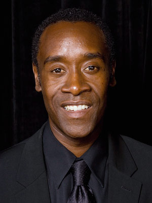 Don Cheadle | DON CHEADLE For years, Don Cheadle instilled cuddly-named villains — like Mouse ( Devil in a Blue Dress ) and Snoopy ( Out of Sight…