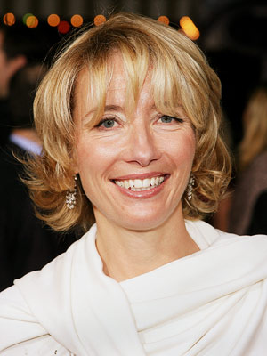 Emma Thompson | EMMA THOMPSON She's smart and classy. And while Emma Thompson kills in good projects ( Howards End , Sense and Sensibility ), she got this…