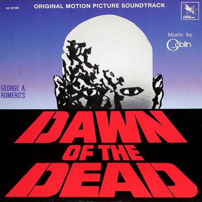 Dawn of the Dead (Movie - 1978) | G IS FOR GOBLIN , the colorfully named prog-rock band who performed the doom-drenched soundtrack to the European version of the 1978 classic Dawn of…