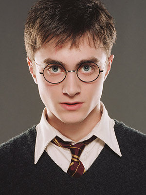 Harry Potter, Daniel Radcliffe | WHY HIM: Orphaned, cast out, and in the throes of adolescent hormonal revolt, J.K. Rowling's boy wizard (played by Daniel Radcliffe on screen) is the…