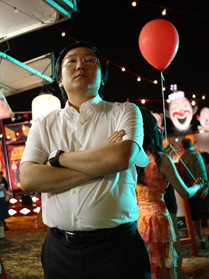 Masi Oka, Heroes | Dear HEROES , I'm sorry, I really am, but we're breaking up. It's not me...it's you. I was willing to give you another chance even…