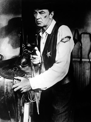 High Noon, Gary Cooper | WHY HIM: In High Noon , Gary Cooper's retiring lawman faces down a killer and his goons despite being deserted by the rest of the…