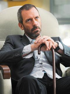 Hugh Laurie, House