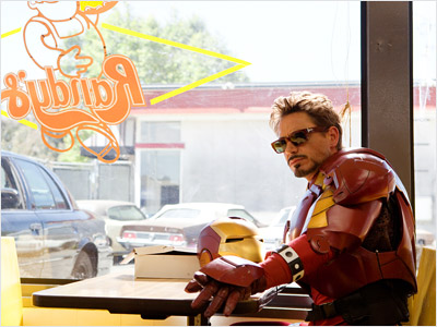 Robert Downey Jr., Iron Man 2 | Robert Downey Jr.: ''I was convinced that the sequel had to be about Tony Stark's inner journey. After an origin story, some people think that…