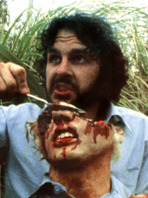 Peter Jackson, Bad Taste | J IS FOR JACKSON, PETER Sure, we all think of the hirsute Kiwi director as the visionary behind the Lord of the Rings trilogy. But…