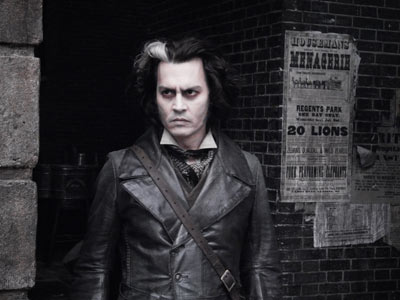 Johnny Depp, Sweeney Todd: The Demon Barber of Fleet Street | Played by Johnny Depp Sweeney Todd: The Demon Barber of Fleet Street (2007) Go to this guy for a trim and you'll get a lot…