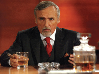 Dennis Hopper, George A. Romero's Land of the Dead | L IS FOR LAND OF THE DEAD Usually a ghetto for no-name actors, the zombie genre got a dose of A-list (okay, maybe B-list) cachet…