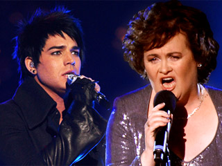 Susan Boyle, Adam Lambert