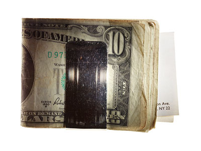 Mad Men | ''You can buy vintage money,'' laughs Perello. ''It's more than face value.'' (The $10 bill you see here could go for $20.) As for the…