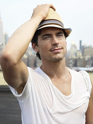 Matthew Bomer | White Collar star MATT BOMER on his favorite summer activity: ''Barbecue. You can take the boy out of Texas, but you can't take the Texas…
