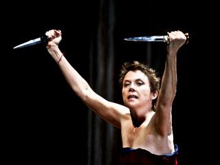 Annette Bening, Medea