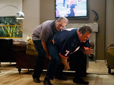 Modern Family | Bad news for the Pritchett clan, good news for us: Phil isn't the only family member harboring an inappropriate crush on an in-law. Seriously, was…