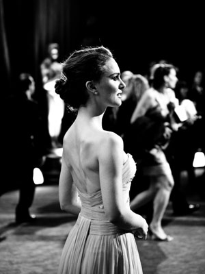 Natalie Portman, Oscars 2009