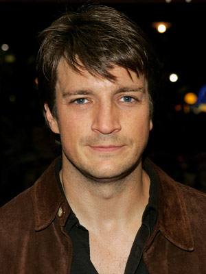 Nathan Fillion | NATHAN FILLION I have watched an episode of Desperate Housewives . Because of him. Because his rugged good looks and easy charm — winning on…