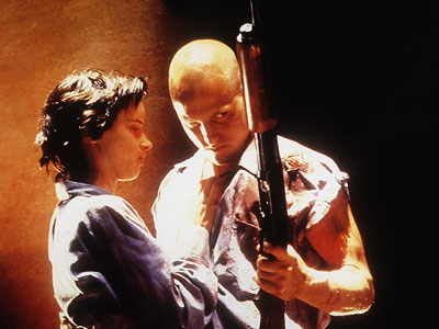 Juliette Lewis, Woody Harrelson, ... | Played by Woody Harrelson Natural Born Killers (1994) Playing one half of a mass-murdering couple (the other half being Juliette Lewis), Harrelson brings maniacal charm…