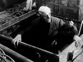 COUNT GRAF ORLOK (Max Schreck) Nosferatu (1922) Yes, this film is pretty much an unauthorized adaptation of Bram Stoker's Dracula , but Max Schreck's vampire…
