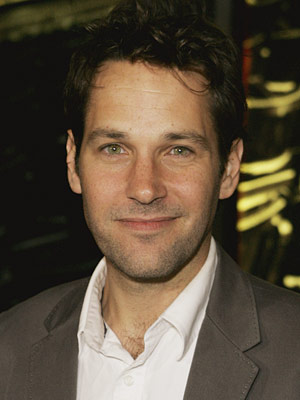 Paul Rudd | PAUL RUDD Put it this way: No other actor could have made us rent the direct-to-DVD Amy Heckerling disaster I Could Never Be Your Woman…