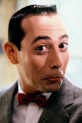 Paul Reubens, Pee-Wee's Big Adventure | Amid the vendetta-fueled Stallone stories and the teen-makeover movies of the '80s came the surreal world of Pee-wee, a weird boy-person with an extensive lawn-ornament…
