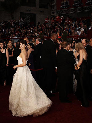 Penelope Cruz, Oscars 2009