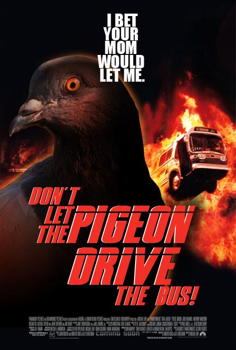 PigeonDrive
