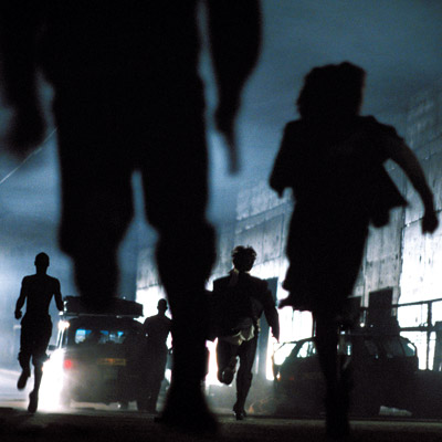 28 Days Later | R IS FOR RUNNING ZOMBIES Zombie geeks are a pretty peaceful lot. Except when it comes to the heated debate over fast- versus slow-moving zombies.…