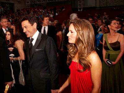 Robert Downey Jr., Oscars 2009