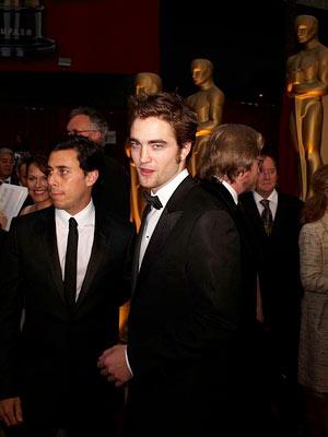 Robert Pattinson, Oscars 2009