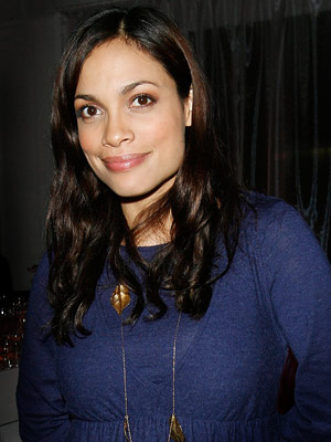 Rosario Dawson | ROSARIO DAWSON Want to make an okay movie great? Add Rosario Dawson . The doe-eyed actress makes thrillers more thrilling ( Grindhouse , Descent ,…