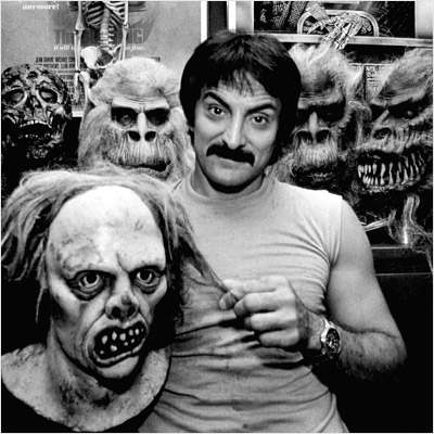 Tom Savini | S IS FOR SAVINI Ever felt queasy watching a zombie film? You can probably thank Tom Savini, the makeup F/X legend whose credits include 1978's…