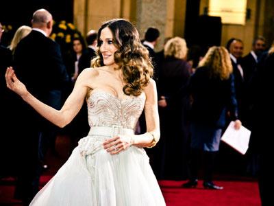 Sarah Jessica Parker, Oscars 2009
