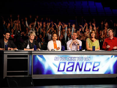 So Think Dance Judges