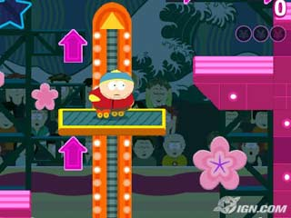 South Park | SOUTH PARK MEGA MILLIONAIRE app for iPhone No joystick required as you bounce and roll Cartman and crew through challenging rounds of a fictional (and…